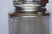 Бидон для молока из нержавеющей стали 15 л.