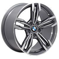 Литые диски Zorat Wheels BK707 R18 W9.5 PCD5x120 ET38 DIA74.1 GP