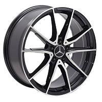 Литые диски Zorat Wheels BK5015 R19 W8 PCD5x112 ET45 DIA66.6 BP
