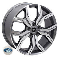 Литые диски Zorat Wheels LA5214 R20 W9 PCD5x120 ET42 DIA72.6 MGRA
