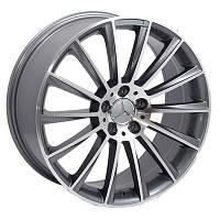 Литые диски Zorat Wheels BK836 R17 W8 PCD5x112 ET35 DIA66.6 GP