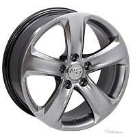 Литые диски Zorat Wheels D5105 R17 W7 PCD5x114,3 ET38 DIA60.1 HB