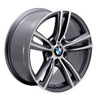 Литые диски Zorat Wheels BK5055 R17 W8 PCD5x120 ET34 DIA74.1 GP