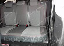 Чохли на сидіння Сітроен С4 (чохли з екошкіри Citroen С4 3D стиль Premium)