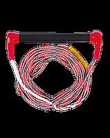 Рукоятка с фалом для водных лыж Ski Combo Transfer Red