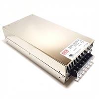 Блок питание с защитой от перегрузки SE-600-12 (12В 600Вт)