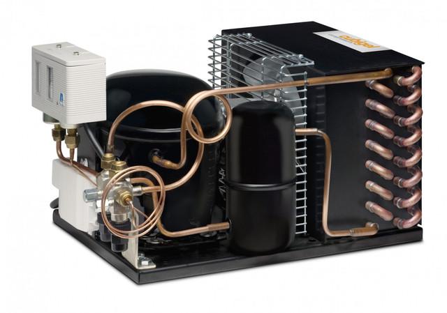 Среднетемпературные холодильные агрегаты CUBIGEL