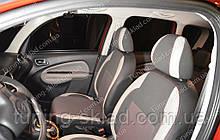 Чохли на сидіння Сітроен С3 Пікассо (чохли з екошкіри Citroen C3 Picasso стиль Premium)
