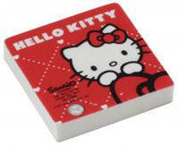 Ластик квадратный Hello Kitty