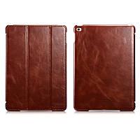 Чехол для iPad Air 2 - Icarer Vintage Series, коричневый