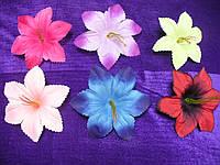 Пресс лилия шелк, фото 1