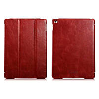 Чехол для iPad Air 2 - Icarer Vintage Series, красный