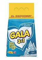 Стиральный порошок Гала 4500гр асс.