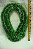 Венок капля зеленая (55 х30 см)