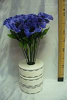 Василек одиночка синий, 40 см ( 50 шт)