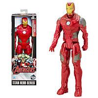 Фигурка большой Железный человек в боевом костюме высотой 30 см. Оригинал Hasbro