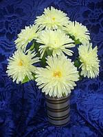 Букет хризантем (8 шт в уп), фото 1