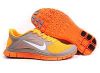 Nike FreeRun 4.0 V3 Оранжевый