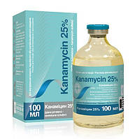 Канамицин 25%, 100мл