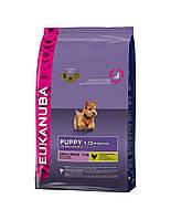 EUKANUBA Puppy & junior small 1 kg
