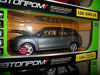 "Машина металл ""АВТОПРОМ"" Porsche Cayenne S, фото 1"
