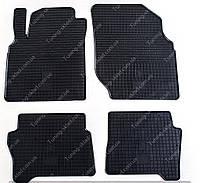 Резиновые коврики Ниссан Альмера Классик (коврики в салон Nissan Almera Classic)