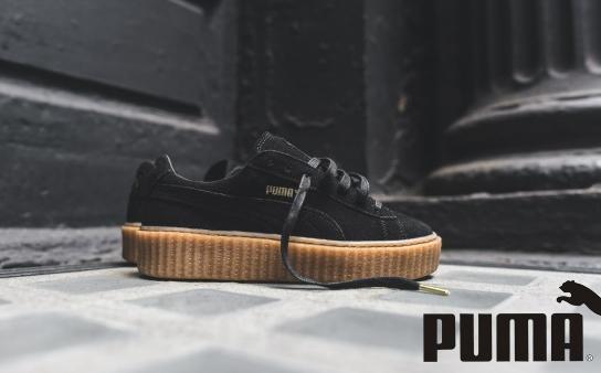 ... Мужские кроссовки Rihanna x Puma Suede Creeper men s