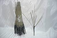 Ножка букетная на 9 голов без листа, 35 см