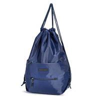 Рюкзак-мешок спортивный одно отделение два кармана, фото 1