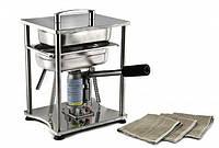 Прессовая соковыжималка JASNA Hydraulic Press.