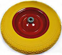 Колесо безкамерное 4.00-8 (d 400 мм)к тачке, фото 1