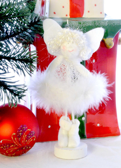 Сувенир Новогодние украшения Ангелочек