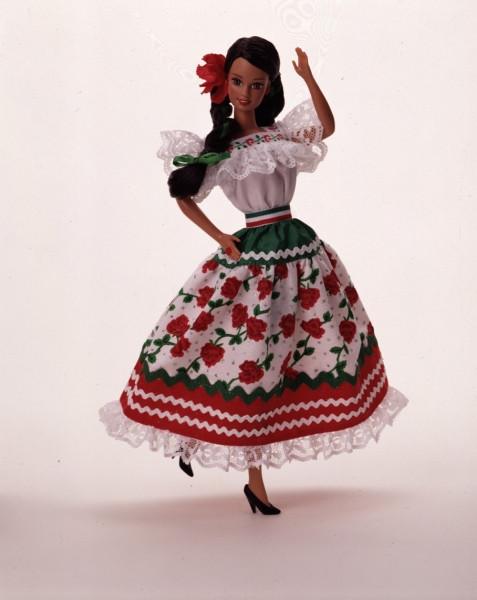 Коллекционная кукла Барби Mexican Barbie Collector Edition 1995