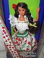 Коллекционная кукла Барби Mexican Barbie Collector Edition 1995, фото 6