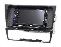 2-DIN переходная рамка BMW 3-Series (E90/91/E92/E93) 2004-2012, CARAV 11-125