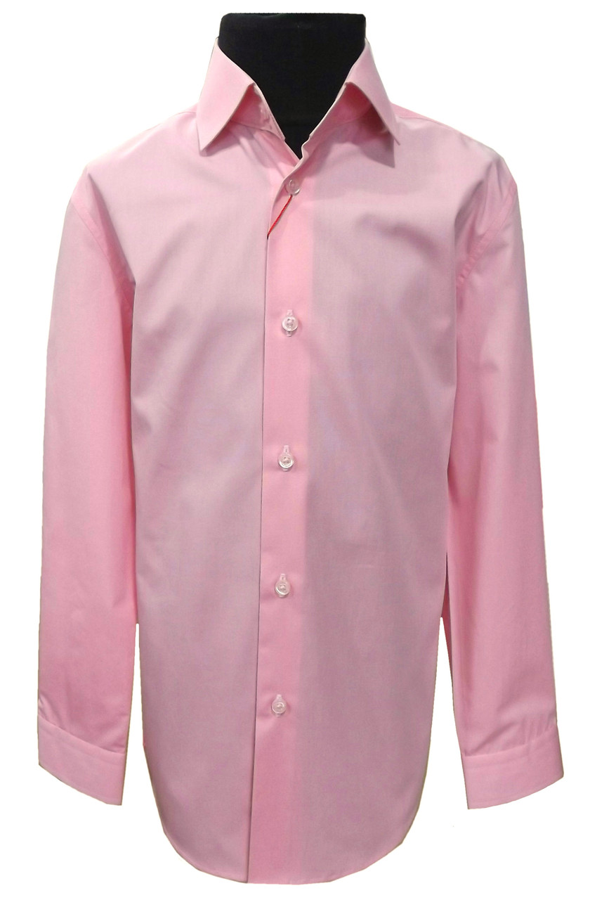 Рубашка детская №12  розовая  - 506/14-1714