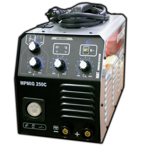 Сварочный полуавтомат инверторного типа MPMIG 250C
