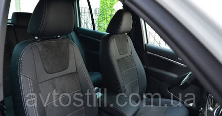 Авточехлы в салон Citroen Berlingo 2008, 2009, 2010, 2011, 2012, 2013, 2014 гг