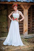 Платье с маками, в украинском стиле., фото 1