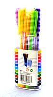 Набор гелевых ручек 12 цветов флуоресцентных в пенале