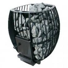 Печь-каменка для бань и саун HEAT Скеля 15 (без выноса, покрашенный корпус)