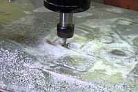 Фрезерная обработка дюраля, алюминия и мягких металлов