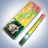 Аромапалочки Clean Home Darshan (Чистота в Доме) индийские благовония Hem для дома