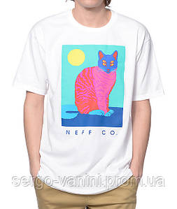 Футболка мужская Neff Cat Crazy