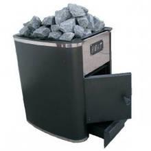 Печь-каменка для бань и саун HEAT 20 (без выноса, покрашенный корпус)