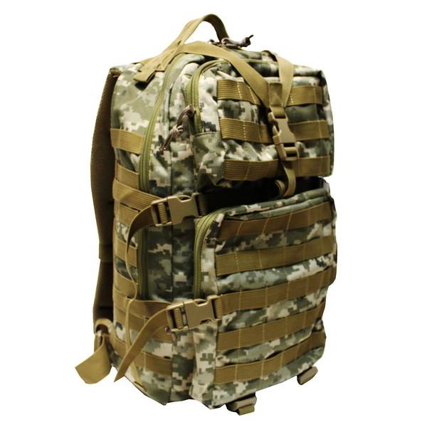 Рюкзак штурмовой ММ-14 укр. Пиксель Travel Extreme 30 л.