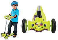 Самокат детский трехколесный Monster Kix (два цвета)