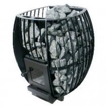 Печь-каменка для бань и саун HEAT Скеля 20 (без выноса, покрашенный корпус)