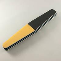 Пилочка для ногтей, шлифовка, полировка, Лилия.