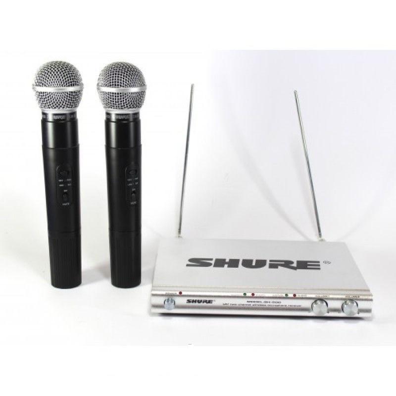Беспроводной микрофон Shure SH-500 радиомикрофон Радиобаза Shure